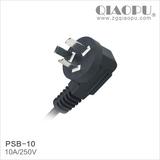 乔普-中国CCC认证电源线插头PSB-10